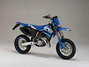 TM Racing SMR 125 (2005)