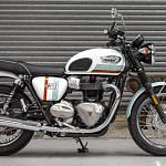 Triumph Bonneville T100 Spirit of 59 (2018)
