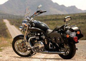 Triumph Bonneville T100 (2009-10)
