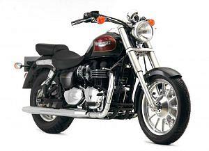 Triumph Bonneville 800 America (2007-08)
