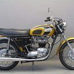 Triumph T120 Bonneville (1972-73)