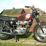 Triumph T120 Bonneville (1970-71)