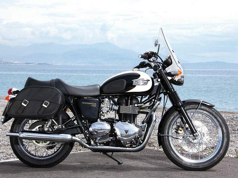 Triumph Bonneville T100 (2010)