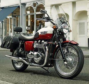 Triumph Bonneville T100 (2013)