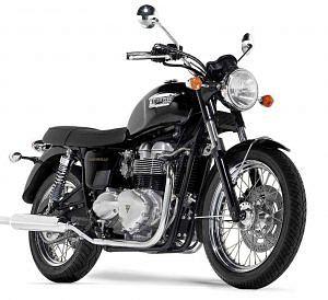 Triumph Bonneville 800 (2003-04)