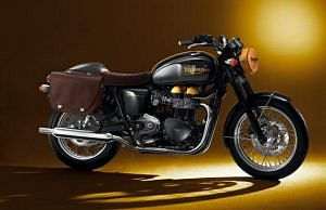 "Triumph Bonneville ""The Revolver"" (2007)"