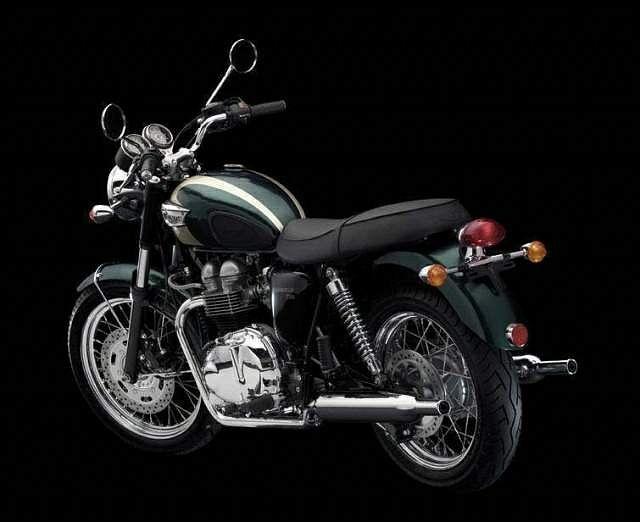 Triumph Bonneville T100 (2003-04)
