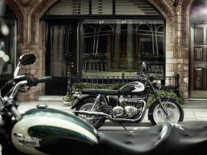 Triumph Bonneville T100 (2011)