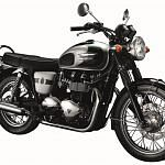 Triumph Bonneville T100 110th Anniversary Edition (2012)