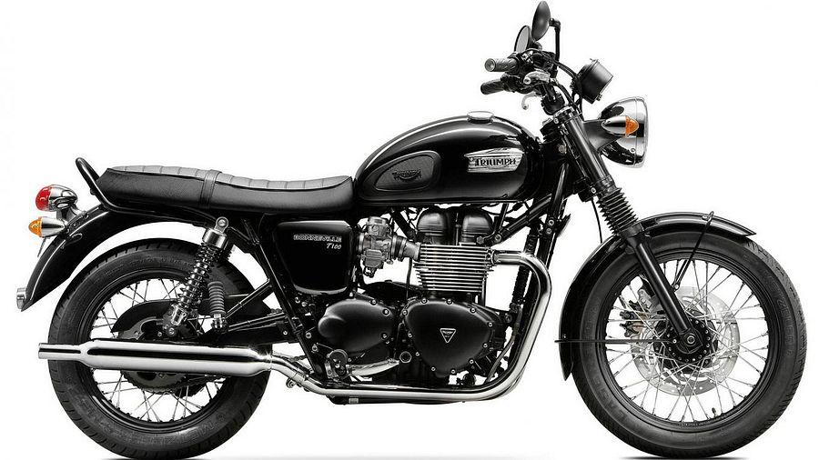 Triumph Bonneville T100 Black SE (2014)