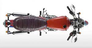 Triumph Bonneville T100 Multi Roundel (2005)