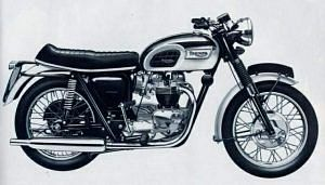 Triumph T120 Bonneville (1969)