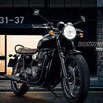 Triumph Bonneville T120 Black (2018)