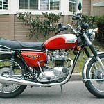 Triumph Bonneville 750 T140 (1973-78)