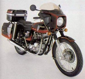Triumph Bonneville 750 T140E Special Edition (1980)