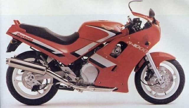 Triumph Daytona 1000 (1991)