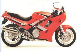 Triumph Daytona 750 (1991)