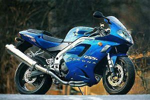 Triumph Daytona 955i (2002)