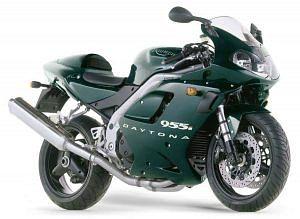Triumph Daytona 955i Centennial Edition (2002)