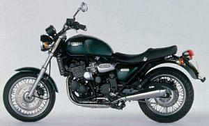 Triumph Legend TT (1998-01)
