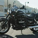 Triumph Rocket III Roadster (2013)