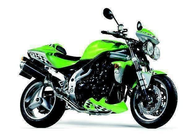 Triumph Speed Triple 955i (2001-02)