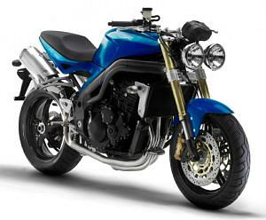 Triumph Speed Triple (2006)