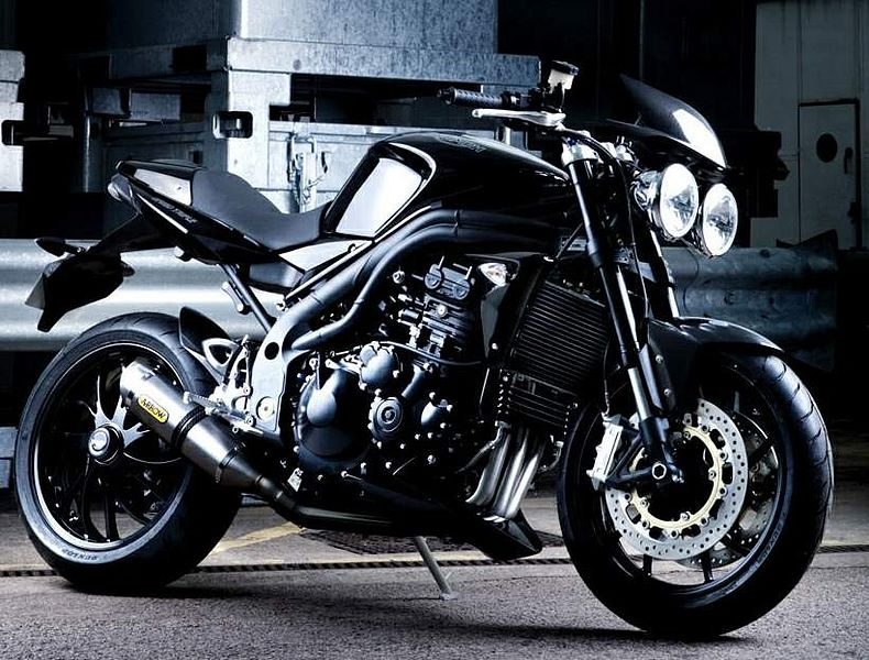 Triumph Speed Triple (2008)