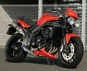 Triumph Speed Triple (2010)