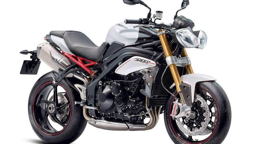 Triumph Speed Triple (2012)