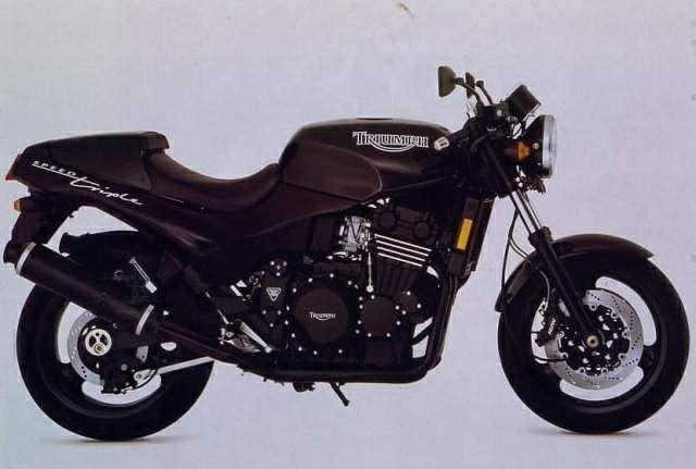 Triumph Speed Triple 750 (1994-96)