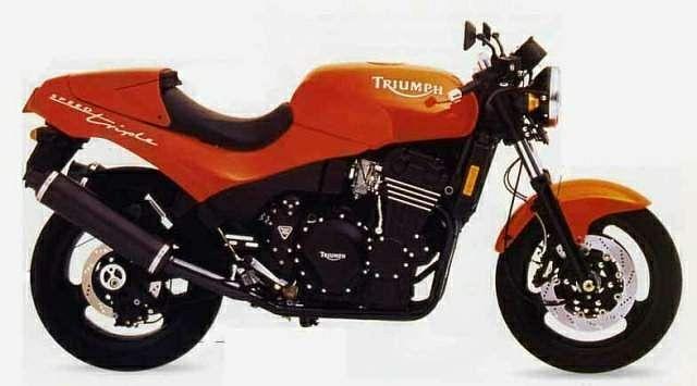 Triumph Speed Triple 900 (1994-96)