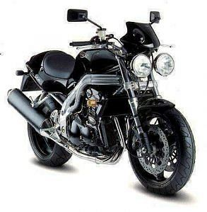 Triumph Speed Triple T509 (1998)