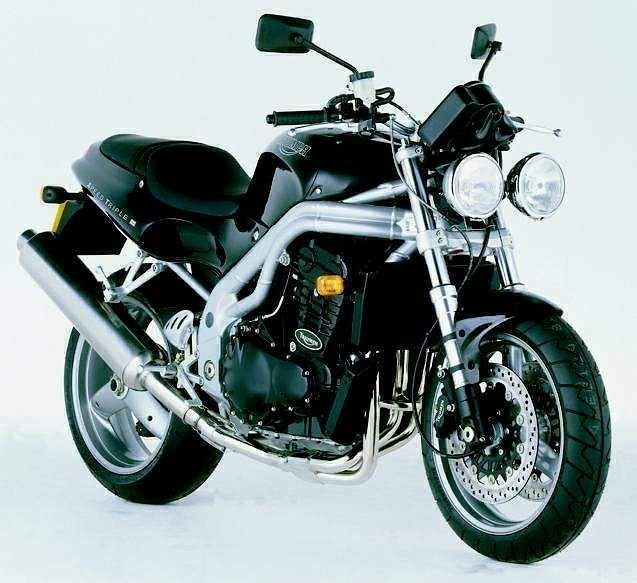 Triumph Sprint Triple 955i (2000)