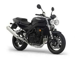 Triumph Speed Triple 955i SE (2004)