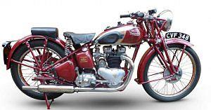 Triumph Speed Twin 5T (1937)