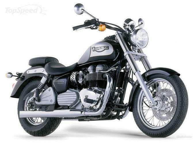 Triumph Speedmaster (2007-08)
