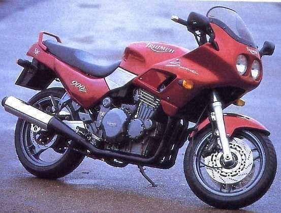 Triumph Sprint 900 (1992-94)