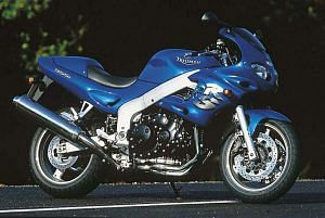 Triumph Sprint RS (1999)