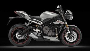 Triumph Street Triple 765RS 2017 (2017-18)
