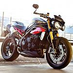 Triumph Speed Triple R (2016)
