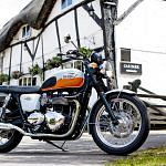 Triumph Bonneville T100 50th Anniversary (2009)