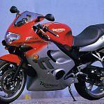 Triumph TT600 (2000-01)