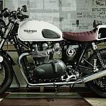 Triumph Thruxton Ace Cafe SE (2015)