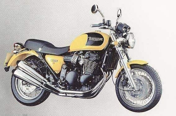 Triumph Thunderbird Sport (1999-04)
