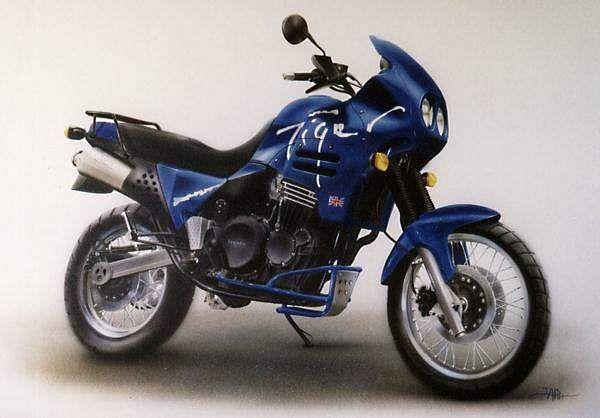 Triumph Tiger 900 (1993-94)