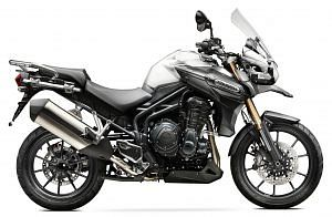Triumph Tiger Explorer (2014)