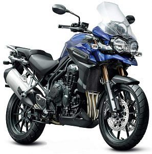 Triumph Tiger Explorer (2013)