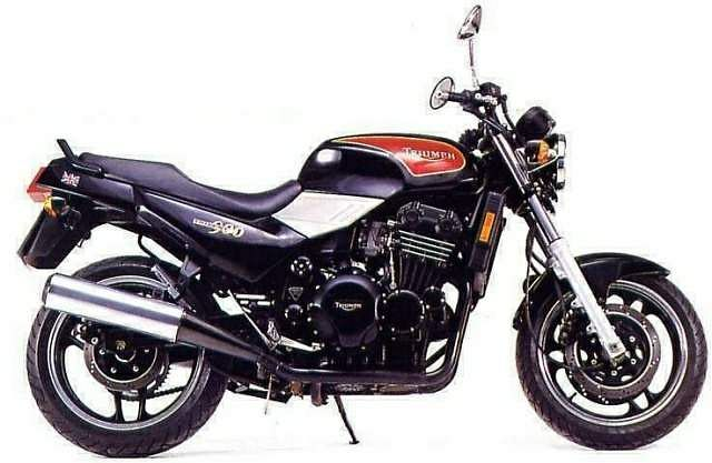 Triumph Trident 900 (1993)
