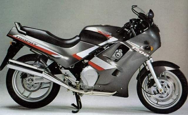 Triumph Trophy 1200 (1991-93)